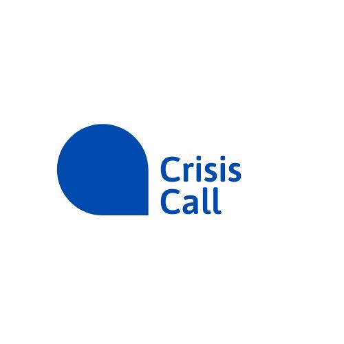 CrisisCall Logo Blue