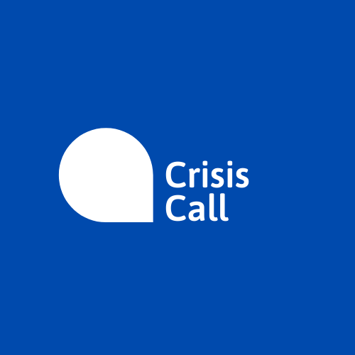 Crisis Call Logo White